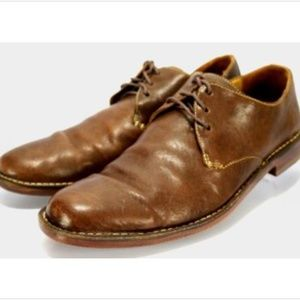 Cole Haan Men's Dress Shoes Size 12 Leather Brown